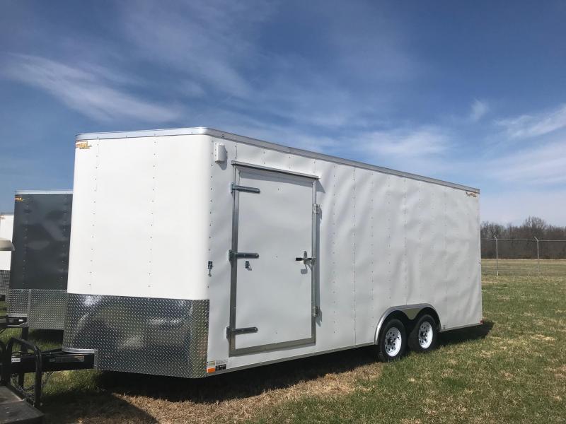 2019 Doolittle Trailer Mfg BL8.5X207K Enclosed Cargo Trailer