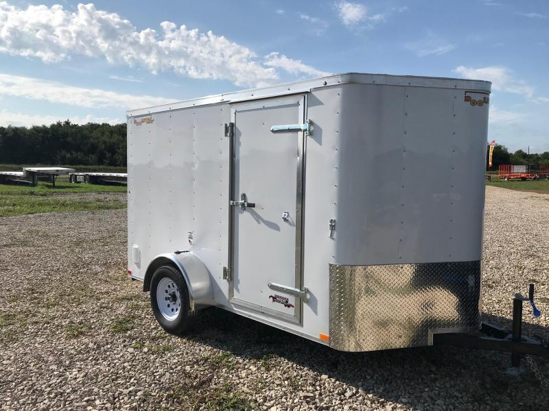 2020 Doolittle Trailer Mfg BL6X12S Enclosed Cargo Trailer