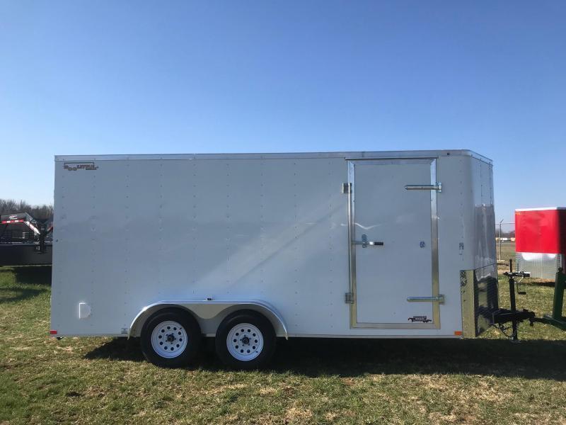 2020 Doolittle Trailer Mfg BL7X14K Enclosed Cargo Trailer