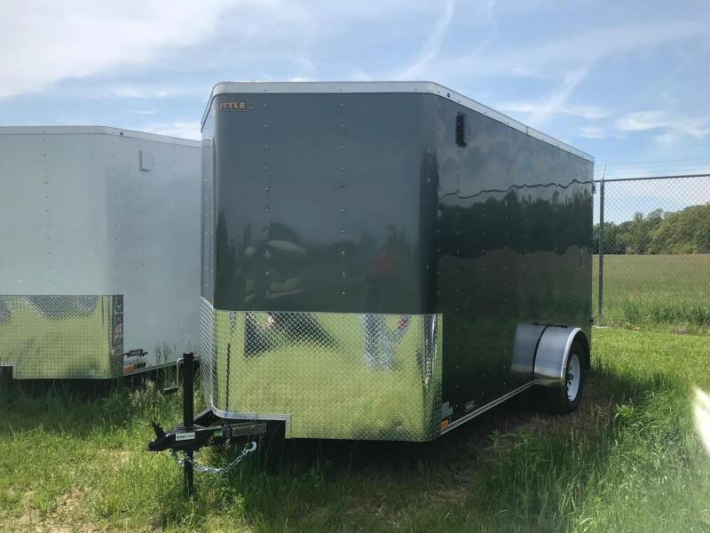 2019 Doolittle Trailer Mfg BL6X10S Enclosed Cargo Trailer