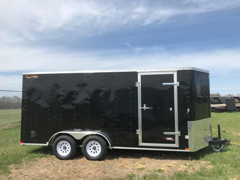 2020 Doolittle Trailer Mfg BL7X147K CARGO Enclosed Cargo Trailer