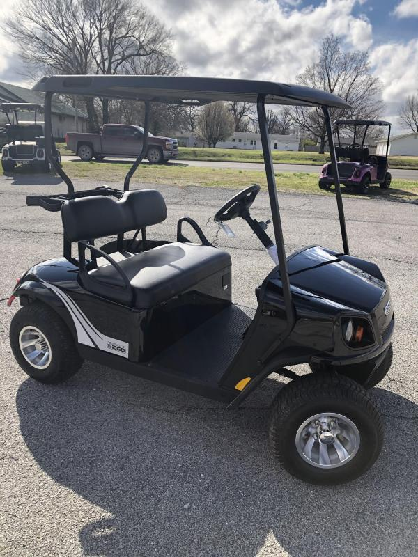 2020 E-Z-GO 72-V Freedom Golf Cart