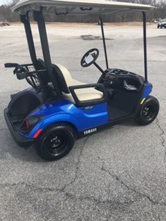 2019 Yamaha Quietech EFI Golf Car