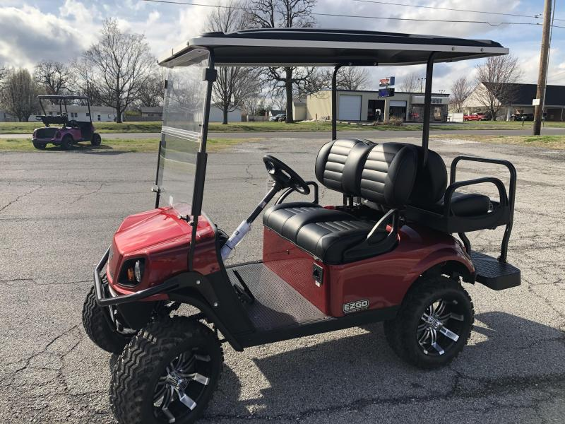 2020 E-Z-GO Freedom S4 Elite ATV