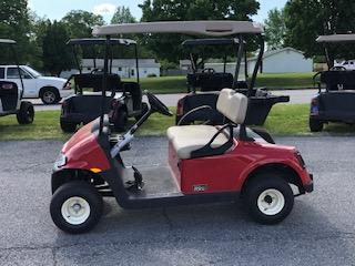 2019 E-Z-GO Freedom RXV Elite Golf Car