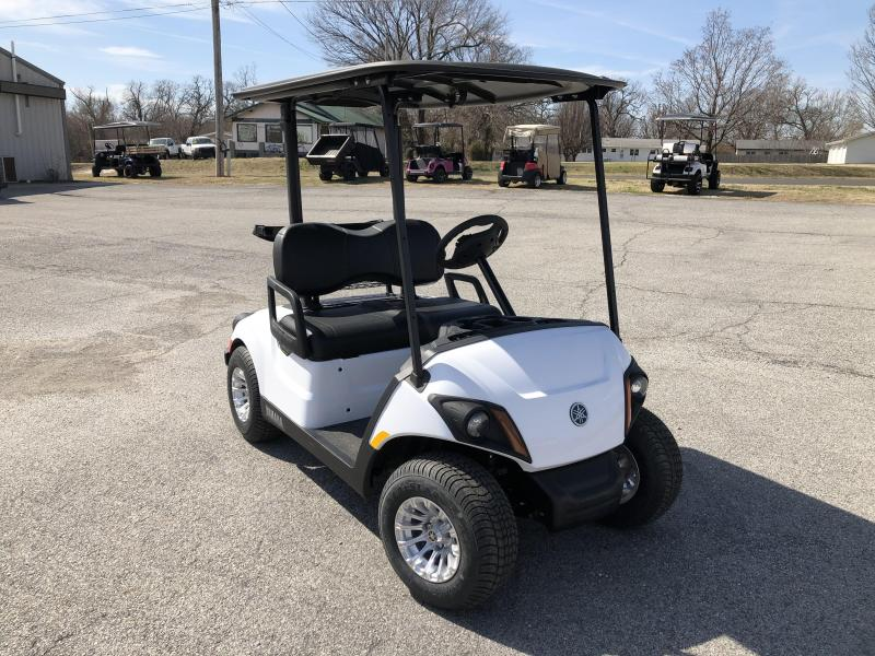 2020 Yamaha Quietech EFI Golf Cart