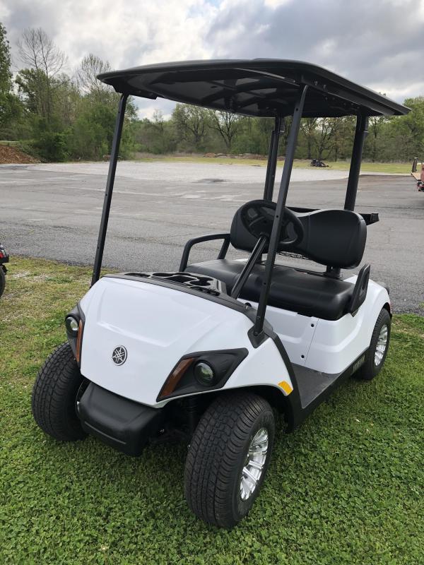 2020 Yamaha Quietech EFI Golf Cart