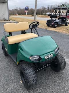 2019 E-Z-GO Valor Golf Car