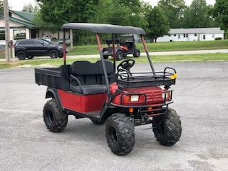 2009 E-Z-GO MPT 1200 Utility Vehicle