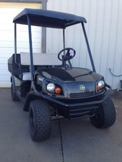 Cushman Hauler Pro Utility Vehicle