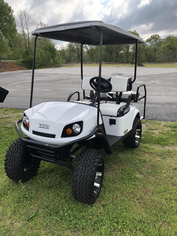 2019 E-Z-GO Express S4 EFI ATV