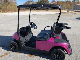 2012 EZ GO Freedom RXV Golf Cart