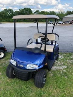 2019 E-Z-GO Freedom RXV Elite Golf Car