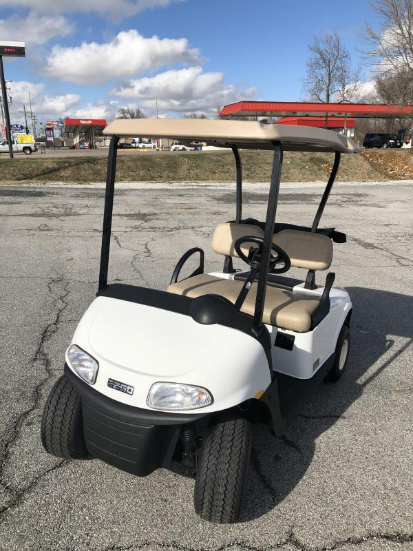 2020 E-Z-GO Freedom RXV Elite Golf Cart