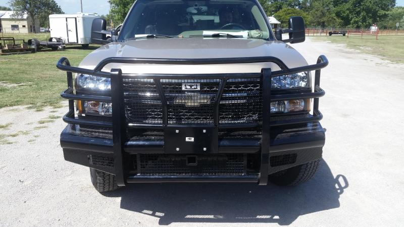 03-07 GR Chevy Front Replacement Bumper