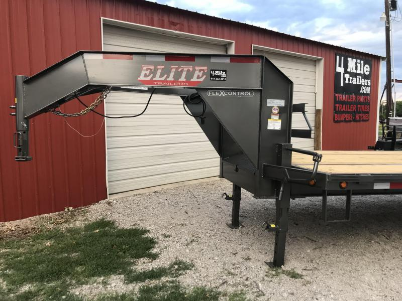 2020 Elite Gooseneck Trailer