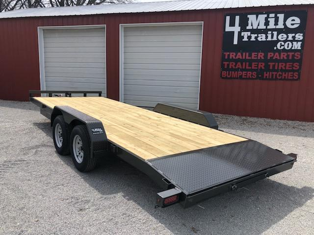 "Texline 83""x20ft Car Hauler"