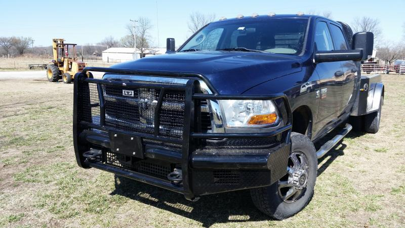 10-18 GR Dodge Front Replacement Bumper