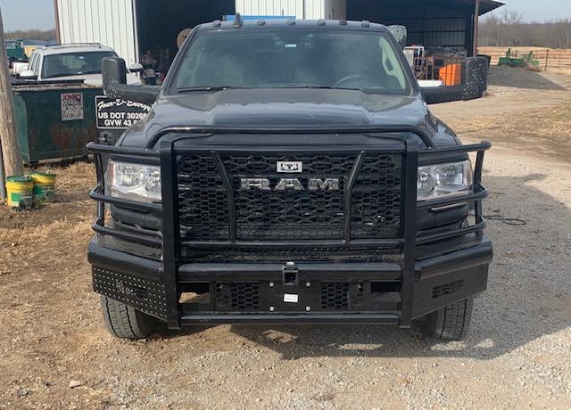 19-20 GR Dodge Front Replacement Bumper