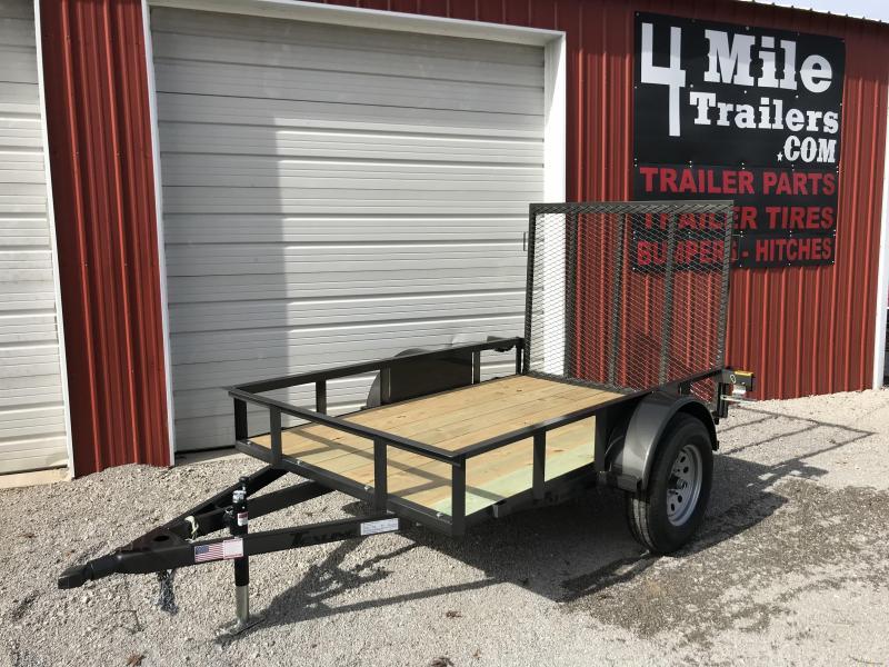 2020 TexLine 5'X8' Utility Trailer