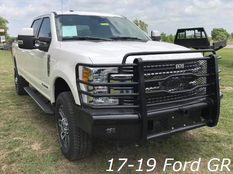 17-19 GR Ford Front Replacement Bumper
