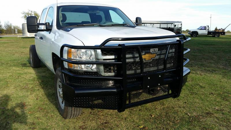 7.5-14 GR Chevy Front Replacement Bumper