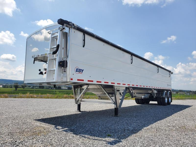 2020 EBY EBY Generation Grain Trailer 40x96x72 White Signature - Commercial  Semi Grain Trailer