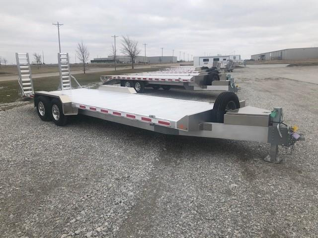 2020 EBY Low Profile Bumper Hitch Equipment Trailer
