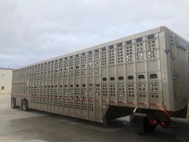 """2019 EBY Bull Ride 53'x102""""x13'6"""" Spread- Hog Friendly"""