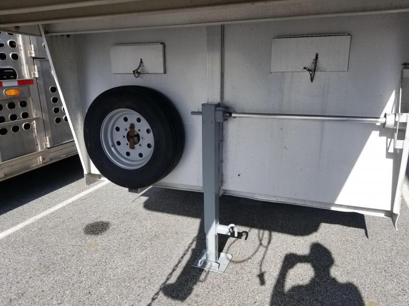 2015 4-Star Trailers Double Deck Livestock Trailer
