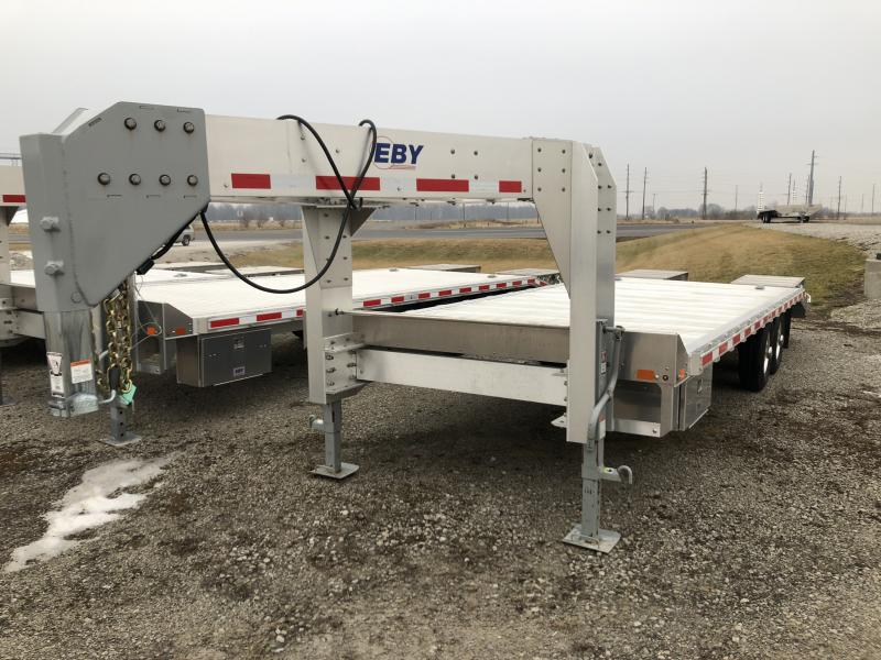"2018 Eby 24'6"" x 102"" Deckover 15.9K GN  GN Equipment"