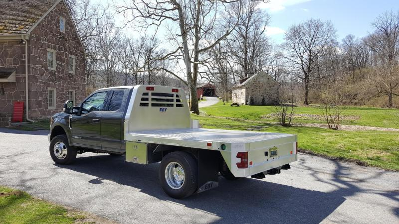 "Eby 9' x 97-1/4"" Big Country Flatbed  Body"