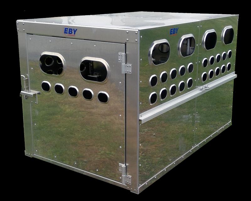 EBY Livestock Box 6 L x 4 W x 46