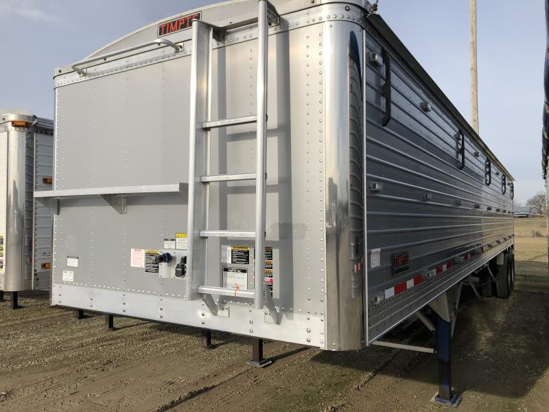 "2016 Timpte 40' x 102"" x 72"" Grain Hopper Trailer"