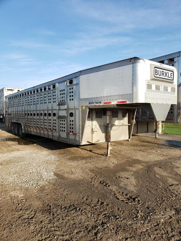 2017 EBY Ruff Neck Livestock Trailer