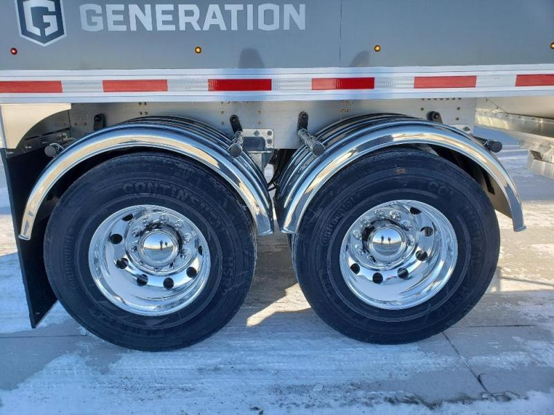 "2021 EBY Generation 42'x96""x66"" Gun Metal Grey- Signature Pkg"