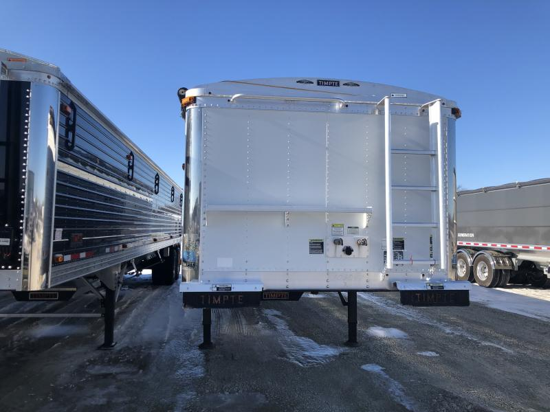 "2005 Timpte 40' x 96"" x 66"" Grain Hopper Trailer"