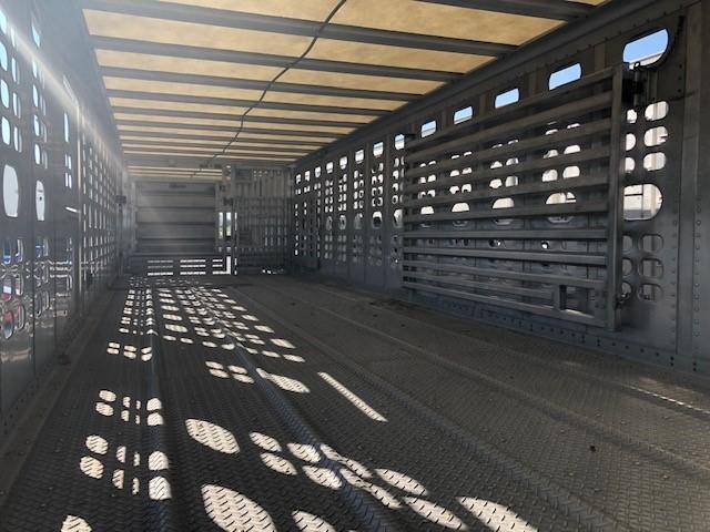 2012 Wilson 53' Spread Pot - Livestock-Semi