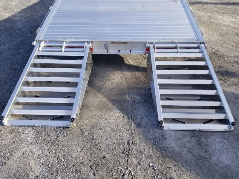 """Eby 24'6"""" x 102"""" 14K Deckover - Tradesman w/spare  BH Equipment"""