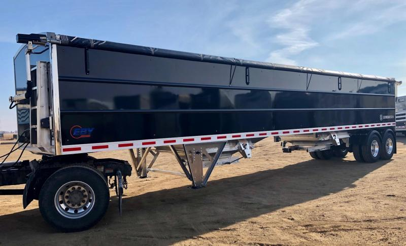 """2021 EBY Generation Grain Trailer 42' x 96"""" x 72"""" with Founder Package"""