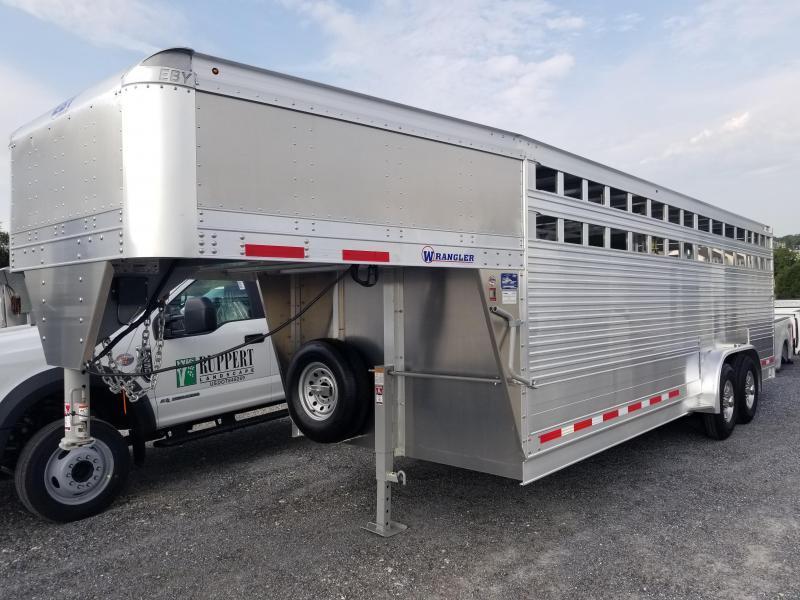 2020 EBY Wrangler Livestock Trailer