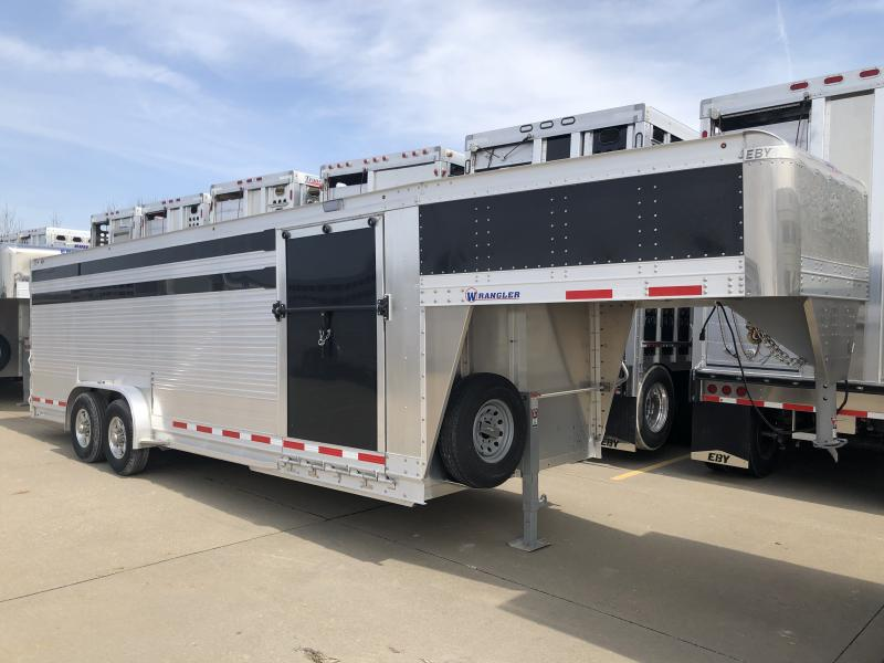 "2020 EBY Wrangler 24'x7'6""x6'6"" Final Drive Package"