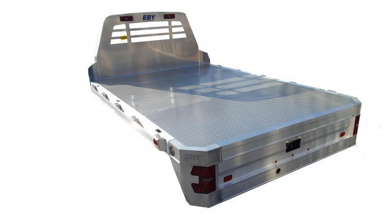 "EBY 11' x 97-1/4"" Big Country Flatbed  Body"