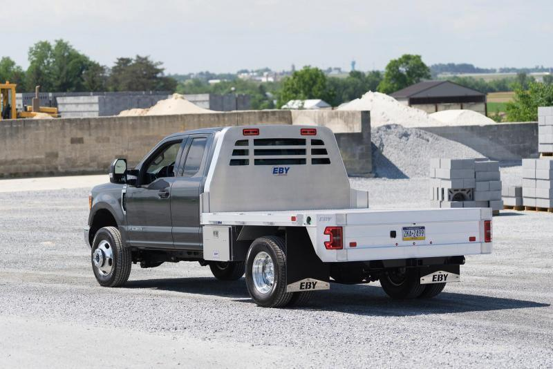 """2018 EBY 8'6""""x84-1/8"""" Big Country Flatbed Truck Bed"""
