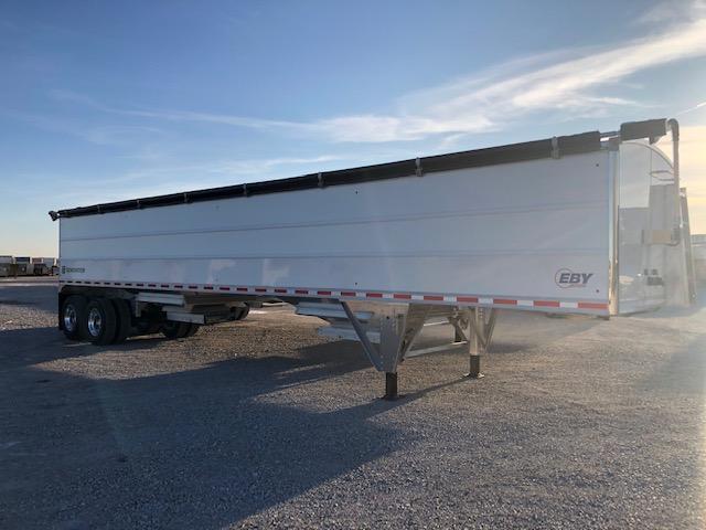 2021 EBY EBY Generation Grain Trailer 42x96x66 White Charter - Field Clearance  Semi Grain Trailer