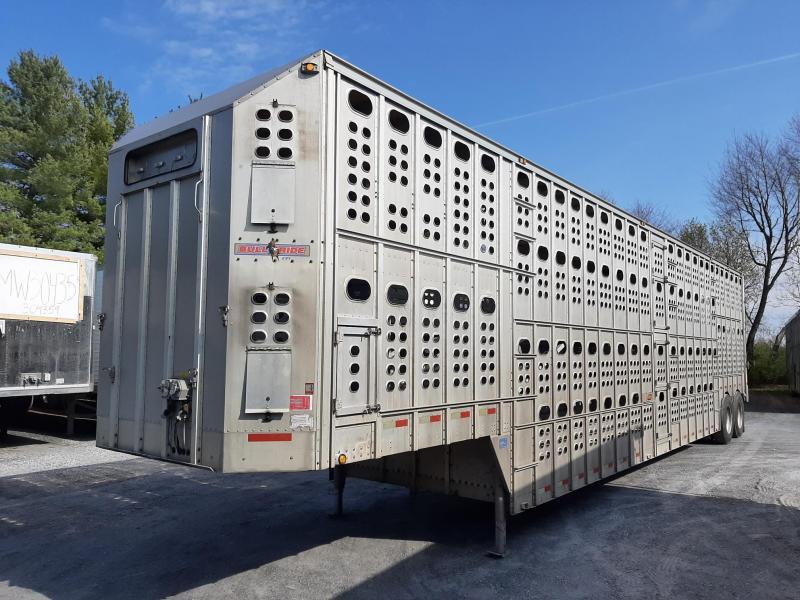2004 EBY 50' Pot Livestock-Semi Trailer