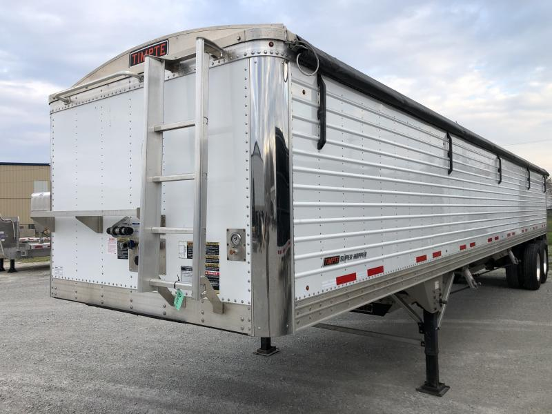 Timpte 2017 Timpte  1TDH40024HB156731 (Trade)  Semi Grain Trailer