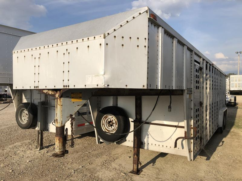 USED 1989 WILSON 24X7.5X6.5  GN Livestock