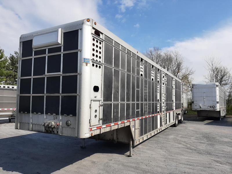 "2009 EBY 52' x 102"" Bull Ride"
