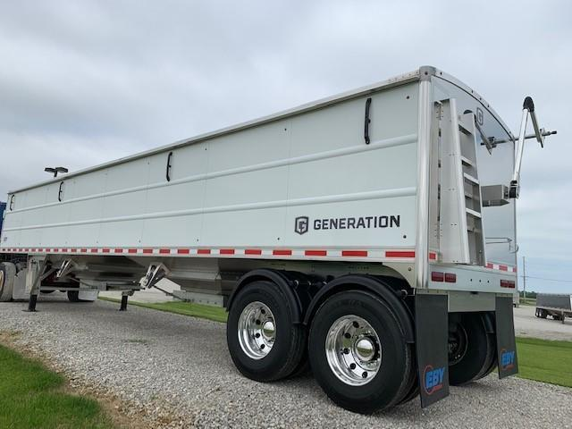 "2020 EBY Generation 40' x 96"" x 66"" Grain Trailer"